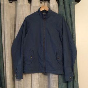 The Montara in Vintage Blue - Harrington